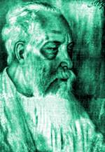 Debendranath Tagore founded the Brahmo religion in 1848